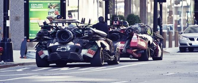 Transformers 3'den Çok Özel Klip