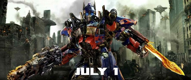 Transformers: The Dark of the Moon Yeni Fragman