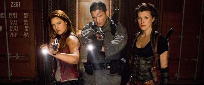 Üç Yeni Resident Evil Klibi Burada