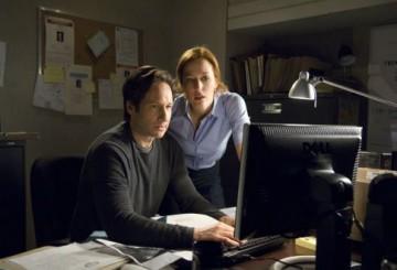 'X Files 2'nin Açılış Sahnesi