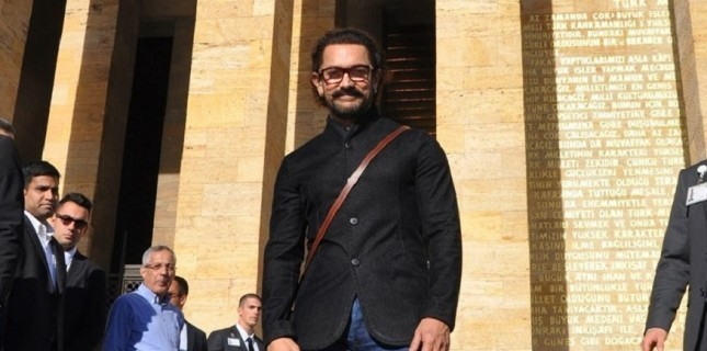Aamir Khan: Kalbinize Dokunabildiğim İçin Çok Mutluyum