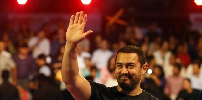 Aamir Khan: Yeni Filmim 'En Büyük' Olacak