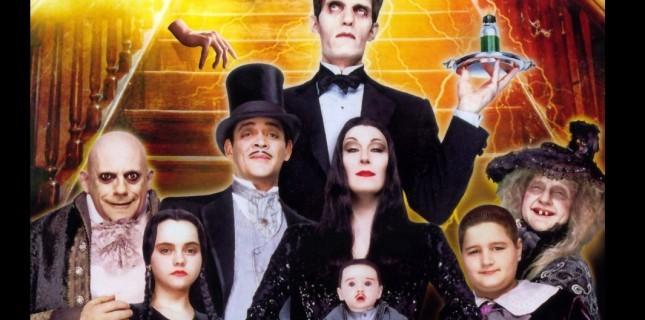 Addams Ailesi geri dönüyor!