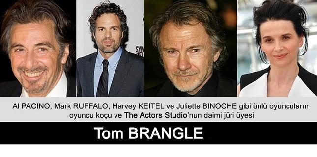 Al Pacino'nun Hocası Tom Brangle'dan Oyunculuk Eğitimi