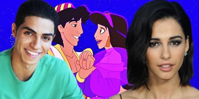 Aladdin'in çekimleri tamamlandı