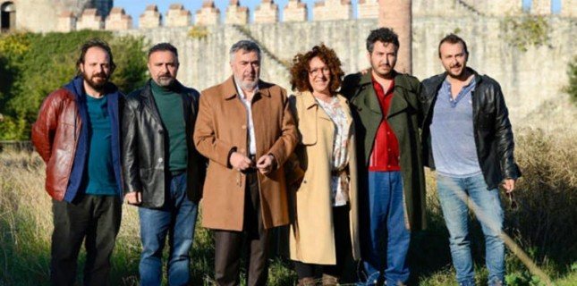 Ali Atay Yeni Filmi 'Cinayet Süsü'nün Çekimlerine Başladı