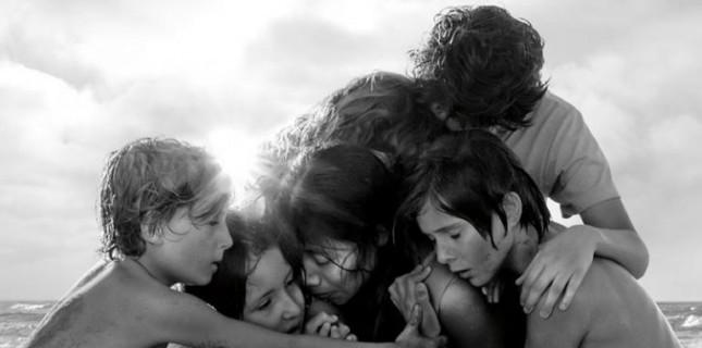Altın Aslan Ödüllü Alfonso Cuarón Filmi 'Roma'dan Poster Geldi
