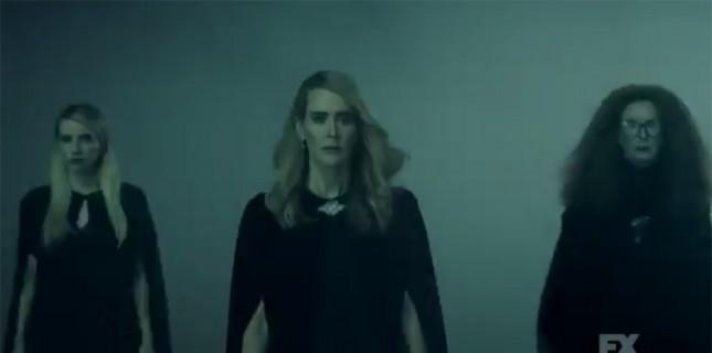 'American Horror Story: Apocalypse'ten İlk Tanıtım Paylaşıldı