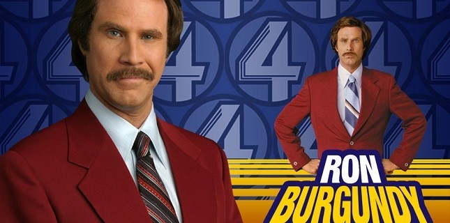 Anchorman The Legend Continues Fragman