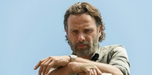Andrew Lincoln The Walking Dead'den Ayrılıyor