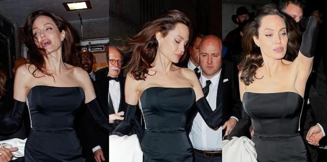 Angelina Jolie'nin 'çöküşün eşiğinde olduğu' iddiası