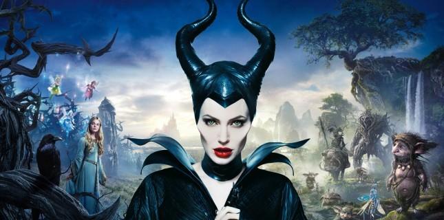 Angeline Jolie Maleficent 2'nin Çekimlerine Başladı