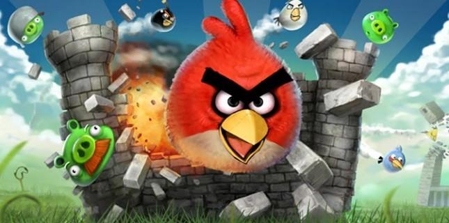 'Angry Birds' 2016'da gösterimde
