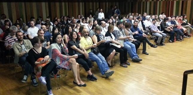 Ankara Uluslararası Film Festivali Sürüyor