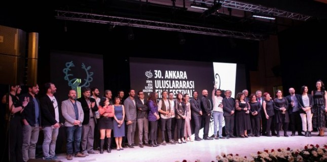 Ankara Uluslararası Film Festivali'nde Ödüller Sahiplerini Buldu!