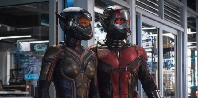 Ant-Man 2'den yeni görsel yayınlandı