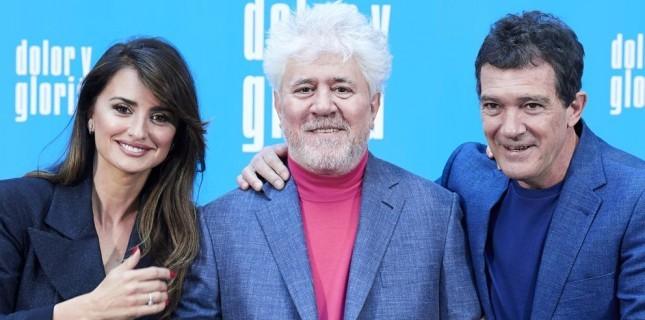 Antonio Banderas ve Penélope Cruz Başrollü Almodovar Filminden Fragman