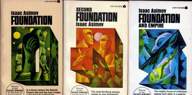 Apple, Isaac Asimov'un 'Vakıf' Kitabını Diziye Uyarlıyor