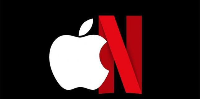 Apple ve Netflix'in Yeni Rekabet Konusu Belli Oldu