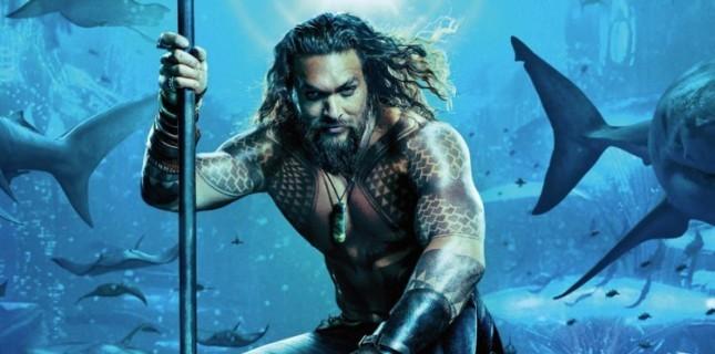 Aquaman'den Yepyeni Karakter Posterleri Geldi