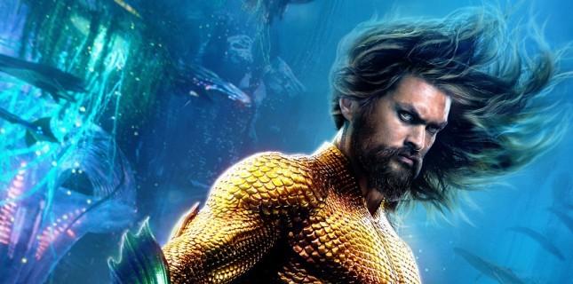 Aquaman'in Devam Filmi İçin Çalışmalar Başladı