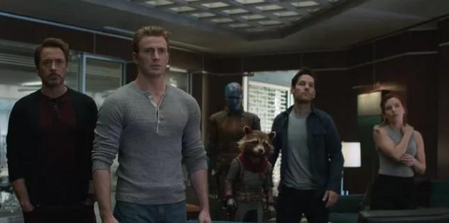 Avengers: Endgame Gişe Rekorları Kırıyor!