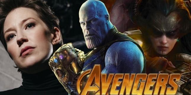 Avengers: Infinity War'un 'kötüler' kadrosu da geniş
