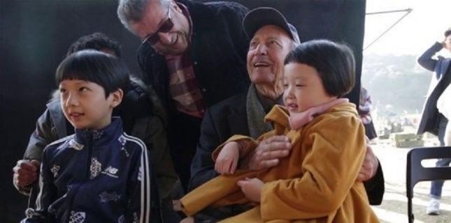 Ayla filminden kamera arkası fotoğrafları yayınlandı