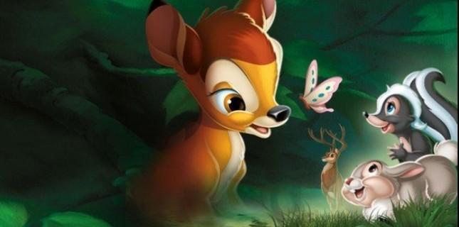 Bambi'nin Live Action Uyarlaması Geliyor!