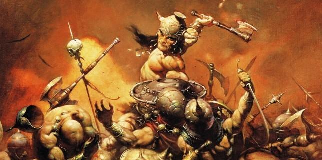 'Barbar Conan' dizi oluyor