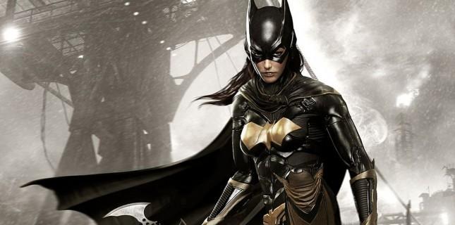 'Batgirl' filmi geliyor!