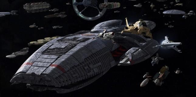 Battlestar Galactica yapımcısından yeni bilimkurgu serisi yolda!