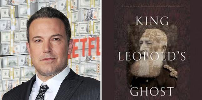 Ben Affleck, King Leopold's Ghost'un Yönetmeni Olacak