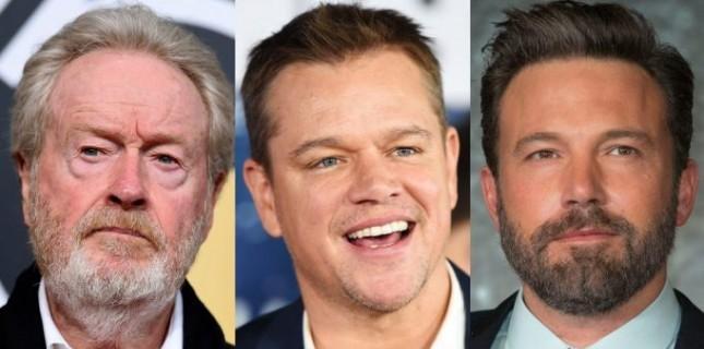 Ben Affleck ve Matt Damon'lı The Last Duel'in Yönetmeni Açıklandı