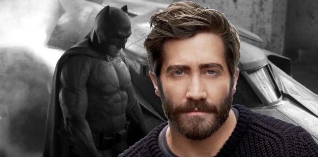 Ben Affleck'ten sonraki 'Batman' Jake Gyllenhaal olabilir