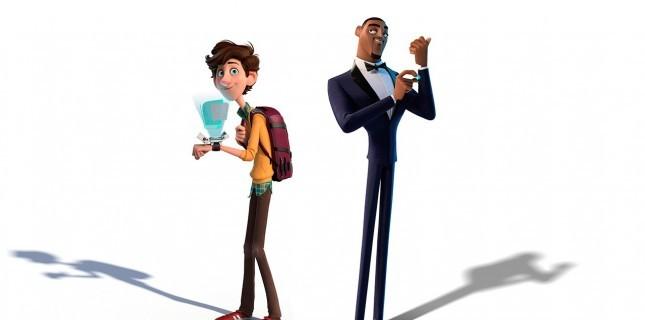 Ben Mendelsohn, Karen Gillan, Rashida Jones ve DJ Khaled Animasyon Film 'Spies In Disguise'in Kadrosunda!