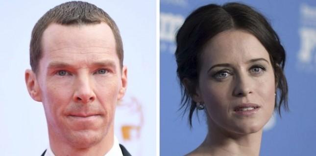 Benedict Cumberbatch ve Claire Foy Başrollü Film Yolda
