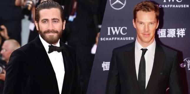 Benedict Cumberbatch ve Jake Gyllenhaal 'Rio'da Beraber Yer Alacak