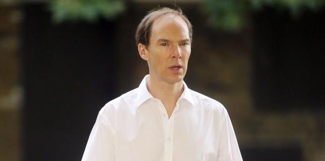 Benedict Cumberbatch'in Yeni Projesi Brexit'ten İlk Görseller Geldi