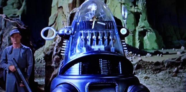 Bilimkurgu filmleri tarihine tanıklık eden robot rekor fiyata satıldı