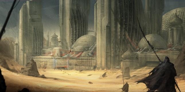Bilimkurgu Klasiği 'Dune' Filmi Yolda