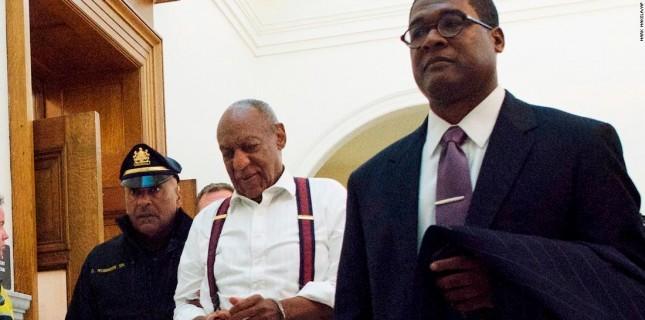 Bill Cosby Cinsel Saldırı Suçlamasıyla Cezaevine Gönderildi