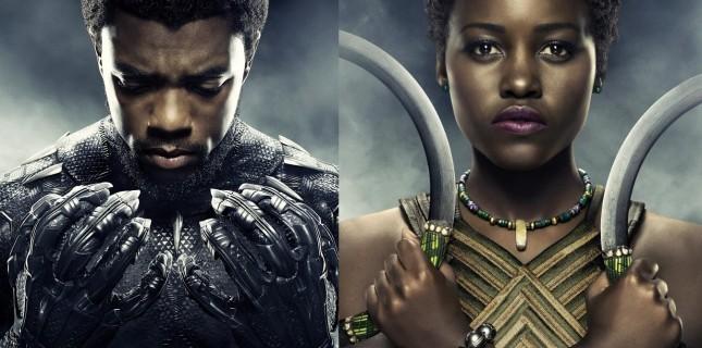 Black Panther'den Karakter Posterleri Yayınlandı