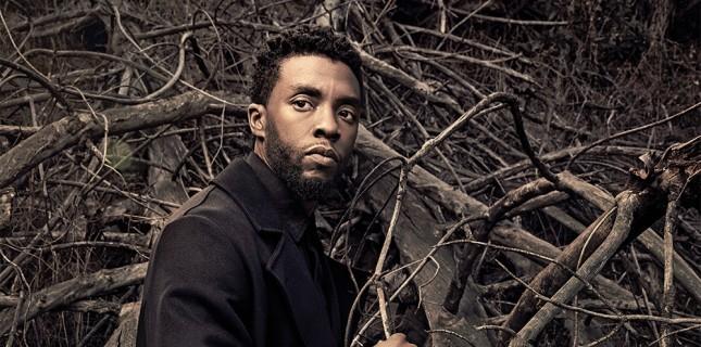 Black Panther'in Yıldızı Chadwick Boseman Yeni Filmi İçin Hazırlıklara Başladı