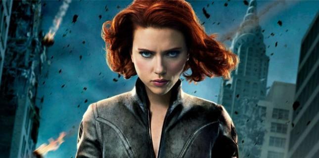 Black Widow Filminin Setinde Çekilmiş İlk Görüntüler Açığa Çıktı