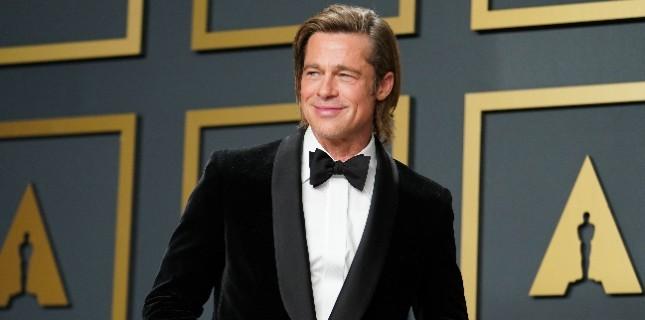Brad Pitt Bullet Train Kadrosunda