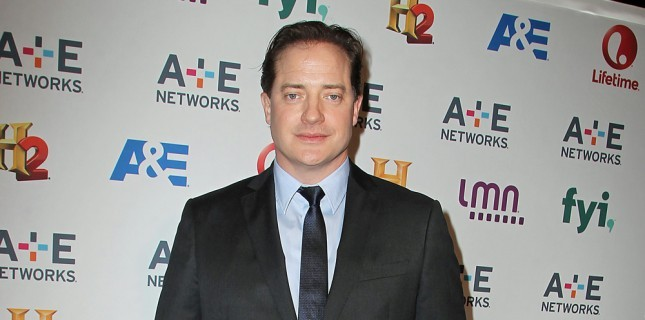 Brendan Fraser 'Doom Patrol' Dizisinin Kadrosuna Girdi