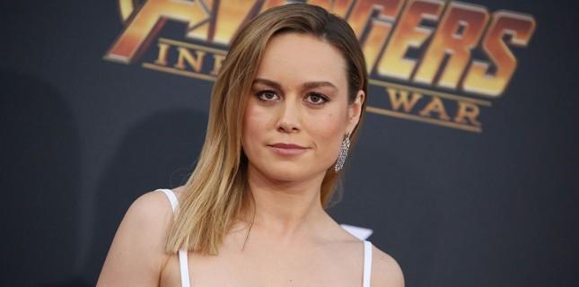 Brie Larson 'Just Mercy'de Michael B. Jordan'la Birlikte Yer Alacak