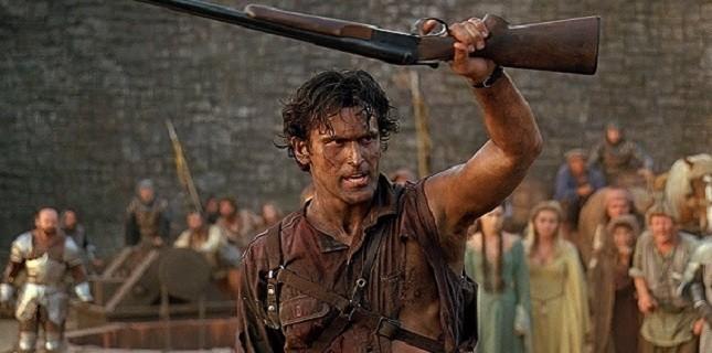 Bruce Campbell Army of Darkness 2 Filminde Yine Ash Karakterini Canlandıracak