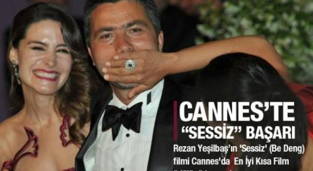 Cannes'da en iyi kısa film ödülü Türkiye'nin!
